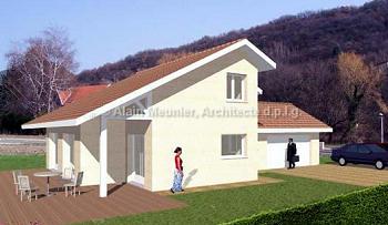 maison utilise pour le test maisons passives et basse consommation