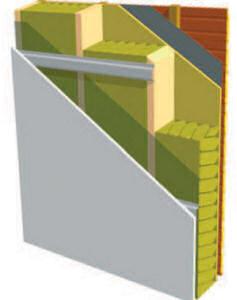 coupe maison ossature bois