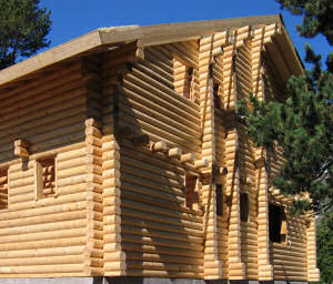 panorama des maisons en bois. Black Bedroom Furniture Sets. Home Design Ideas