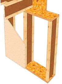 Ossature bois haute isolation