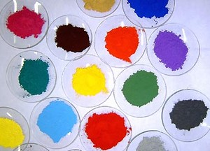 pigments synthétiques