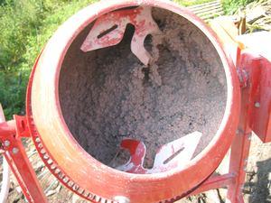 R aliser une dalle en b ton de chaux - Dosage chaux sable joint ...