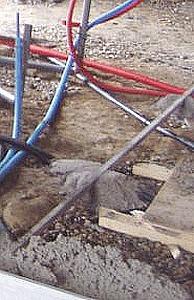 R aliser une dalle en b ton de chaux - Faire une dalle en ciment ...