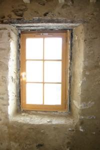 nouvelle fenêtre avant pose étanchéité