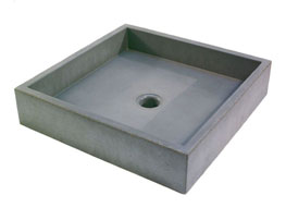 vasque en béton